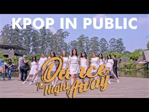 [KPOP IN PUBLIC CHALLENGE] TWICE_Dance The Night Away Dance Cover By Tricky Wickey From Indonesia