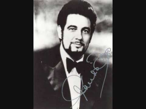 Placido Domingo Recondita armonia (live 1975)