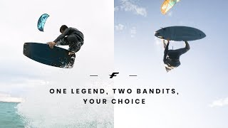 One legend, two Bandits, your choice!