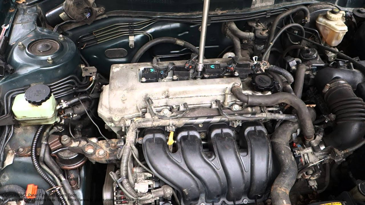 How to repair engine error failure code P0303 Toyota Corolla  Years 2000 to  2015