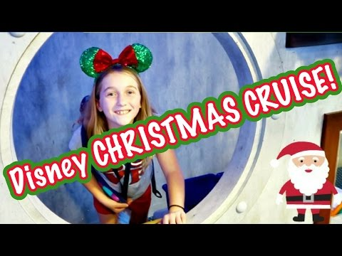 Disney Christmas Cruise on the Disney Magic🎄 A Very Merrytime Cruise