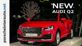 New Audi Q2 premiere (with MAESTRO dance group)