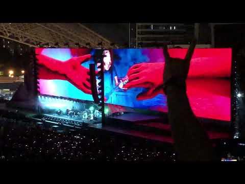 Roger waters en Costa Rica Noviembre 2018 Pink Floyd's us + them simplemente espectacular