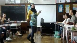 Iqra reciting Elm by Sylvia Plath