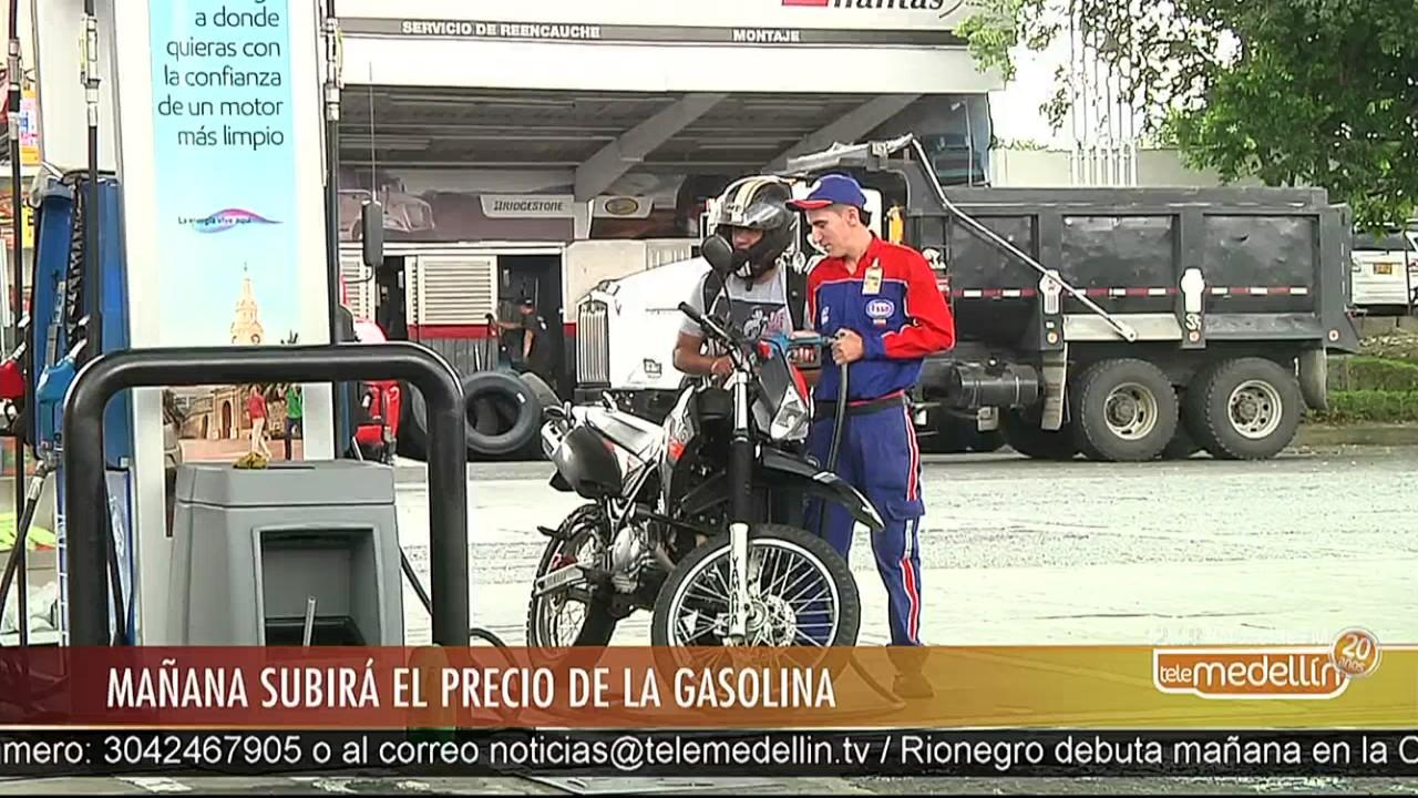 El gasto de la gasolina entre las ciudades el calculador