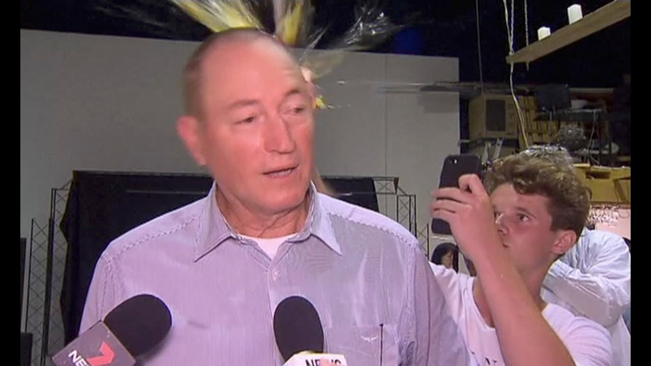 Politicians, public swiftly condemn Aussie senator who punched 'egg boy' in the face