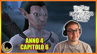 FORESTA PROIBITA - ANNO 4 CAPITOLO 6 | Harry Potter Hogwarts Mystery ITA