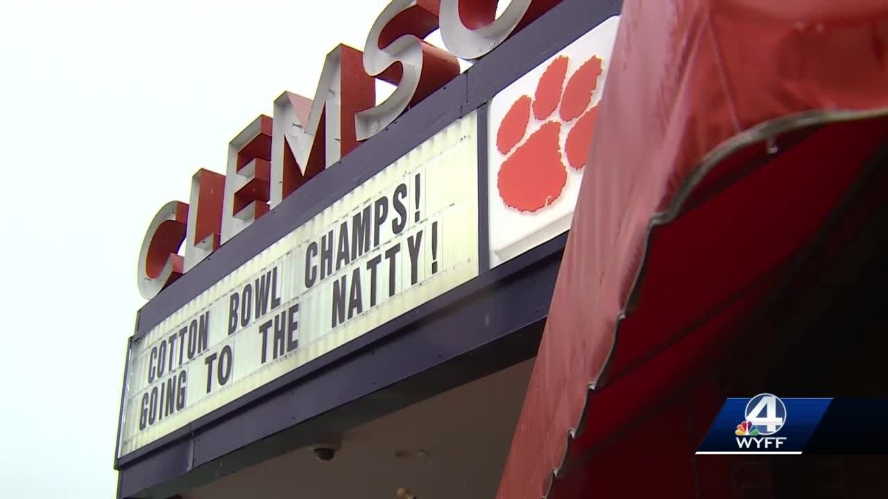 Clemson relaxes alcohol rules for national title party