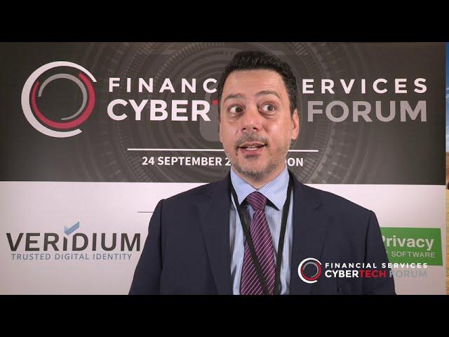 Financial Services CyberTech Forum 2019 Highlights