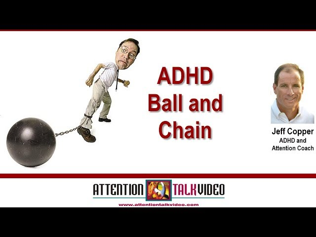 ADHD: Awareness of Negative Forces – Part 1