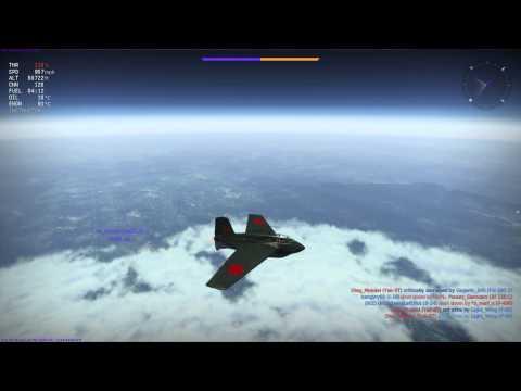 Fastest jet in War Thunder?