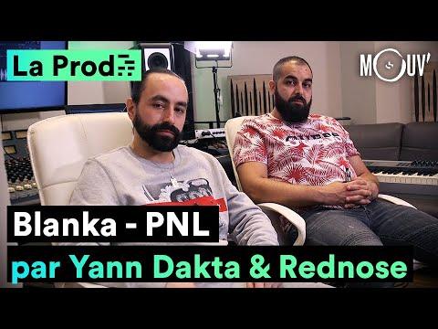 """Youtube: PNL – """"Blanka"""": comment Yann Dakta et Rednose ont composé le hit"""