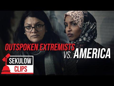 Rep. Rashida Tlaib's Defense of Rep. Ilhan Omar's Brazen Attack on America