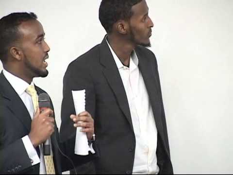 Somali Engineers Informational Event part 2