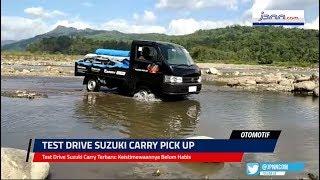 Test Drive Pikap Suzuki Carry : Ngacir Buat Bisnis - JPNN.COM