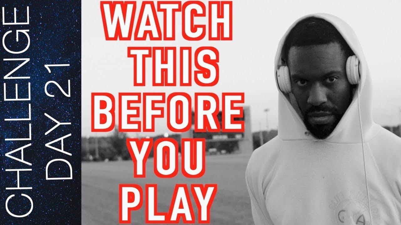 ES IST MÖGLICH - NIEMALS AUFGEGEBEN - Fußballmotivation - Motivational Video -Day 21 + video