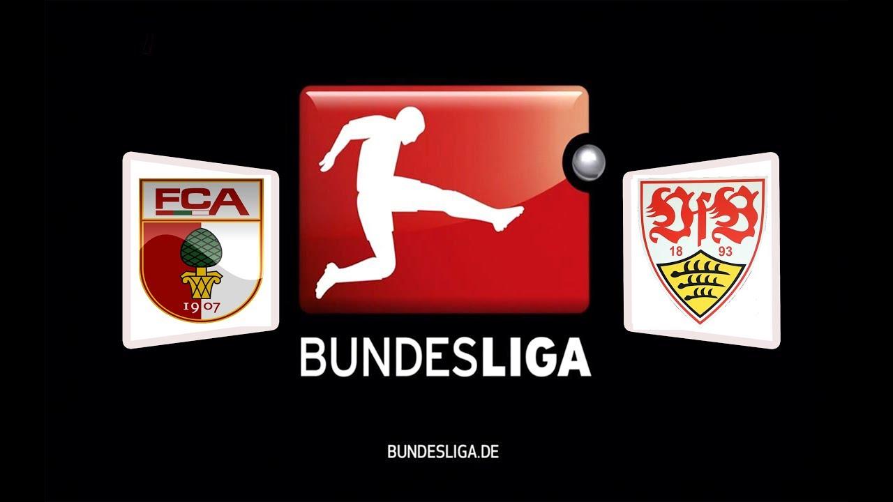 Image result for Augsburg vs VfB Stuttgart