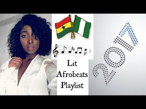 Dancing To My Current Favorite Nigerian/Ghanaian Songs #3| Afrobeats 2017 | My LIT African Playlist