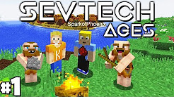 Minecraft SevTech Ages (Kev & Spark)