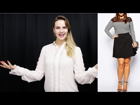 How To Dress for Fat/Thick Legs   10 TIPS