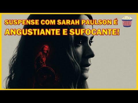ANGUSTIANTE! Suspense com Sarah Paulson é simplesmente sufocante - Crítica Fuja (Run)