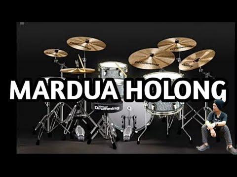 Mardua holong - Virtual drum Lagu batak @JoePranataPurba