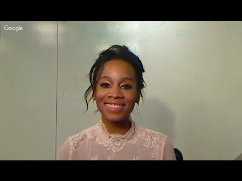 Anika Noni Rose discusses powerful 'Roots' role, Tonys & 'Hamilton'