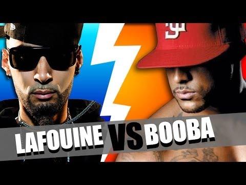 BOOBA VS LAFOUINE
