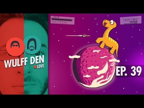 No Man's Sky getting Fined for False Advertising - Wulff Den Live Ep 39
