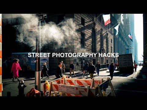 Street Photography Hacks (to help you get started)