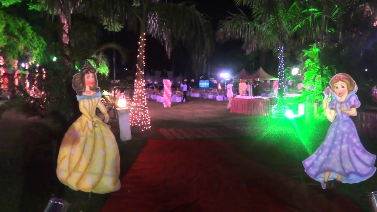 Barbie theme birth day party raigarh event company for Decoration ideas 7th birthday party