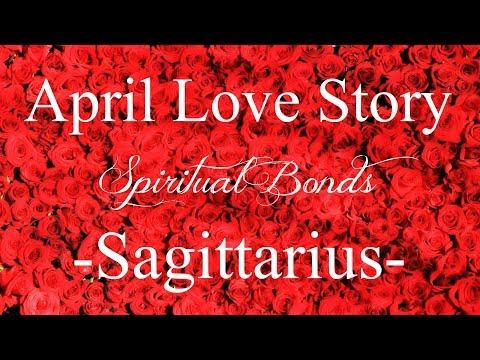 Sagittarius **Telepathic Connection!** Love Story April 2020