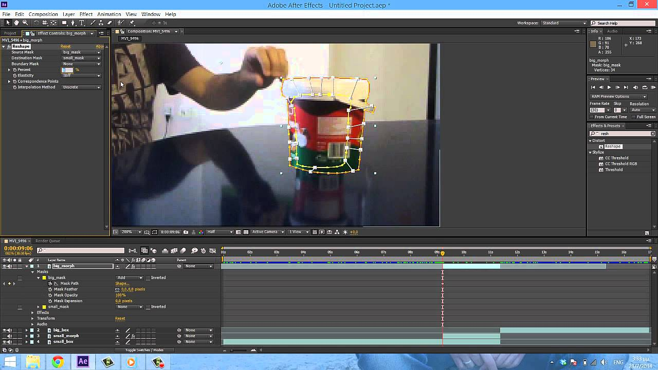 Adobe After Effects Tutorial 1_1
