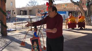 Drepung Loseling Monks - Healing in a Conflicted World - Taos Plaza