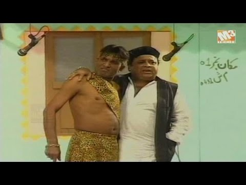 Sikandar Sanam, Shakeel Siddiqui, Rauf Lala - Aaj Bakra Kal Gaaye_Clip6 - Pakistani Comedy Clip