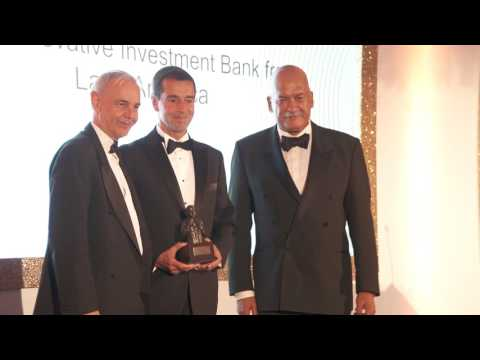 The Banker's Investment Banking Awards 2016