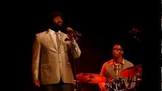 Gregory Porter Work song  Live at North Sea Jazz 2012