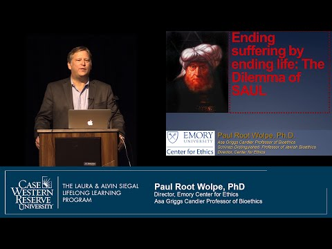 Ending Suffering By Ending Life: The Dilemma of Saul