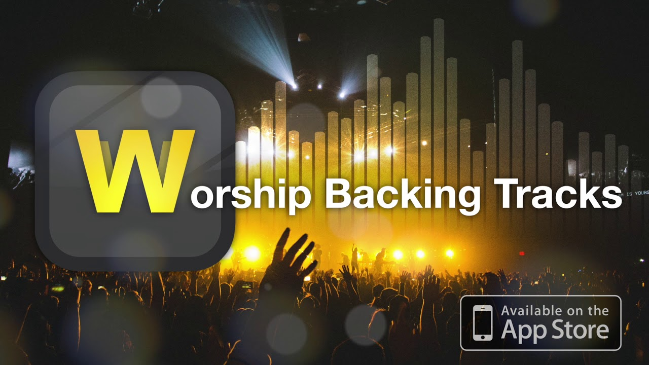Shout Music Praise Break - Worship Backing Tracks App