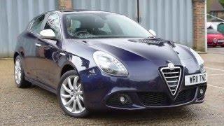 Alfa Romeo Giulietta 1.6 JTDm Veloce 105 BHP