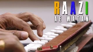 Ae Watan - Banjo cover | Raazi | Bollywood Instrumental By Music Retouch