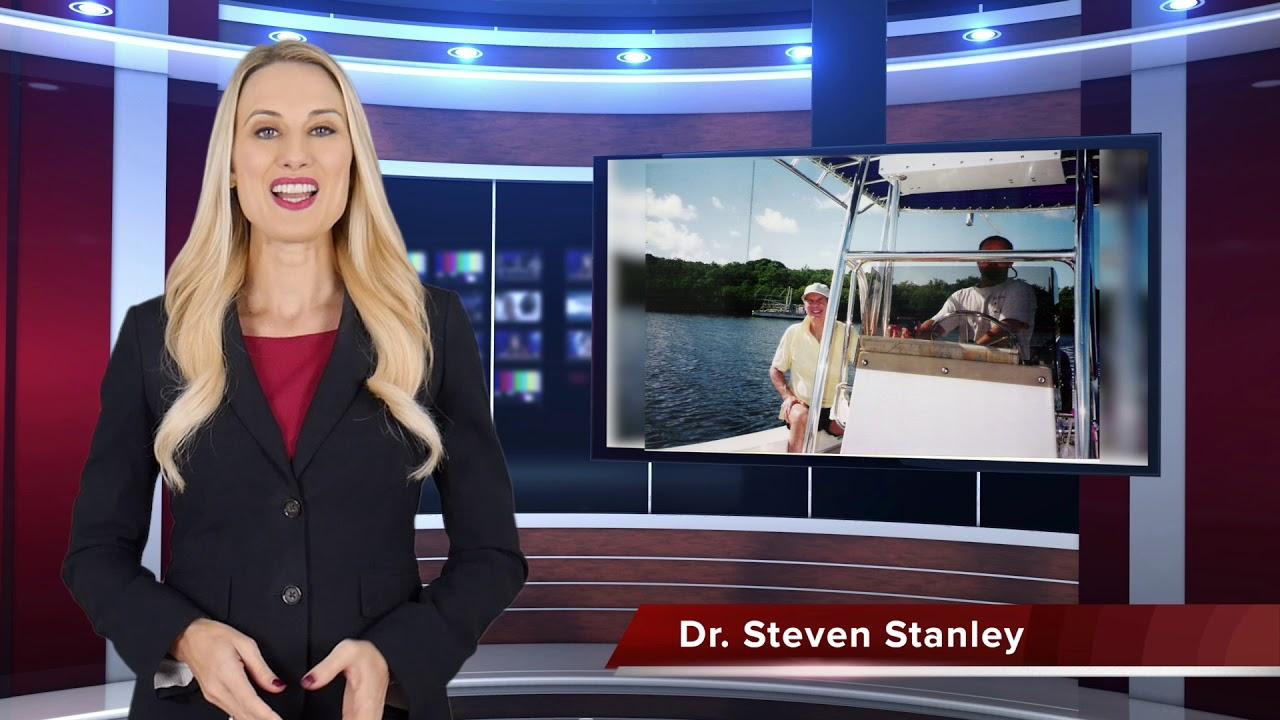 Dr. Steven Stanley honored member of IAOTP