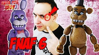 - FNAF 6 Папа Роб играет в Five Nights at Freddy s Pizzeria Simulator. Часть 1