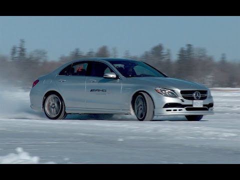 2017 Mercedes AMG Winter Driving Academy