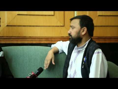 Dr. Yogi Vikashanda interview in South Korea by Raj Sansar Shrestha