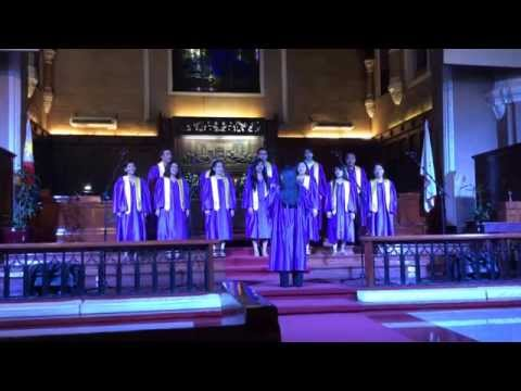 This Little light of mine  - by Central UMC Vesper Choir conducted by Francis G. Blances