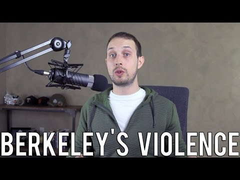 Berkeley's Violence | Who's Allowing It and Why?