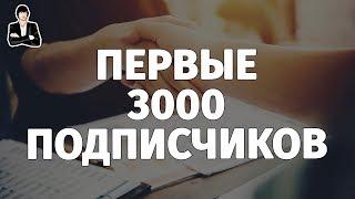 Как набрать 3000 подписчиков на YouTube. Как сделать url адрес канала на YouTube. Аналитика канала