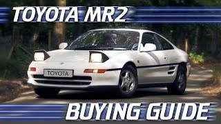 10 Things You Need To Know Before Buying An MR2