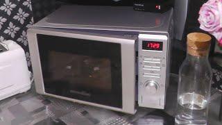 микроволновая печь Redmond RM-2501 обзор